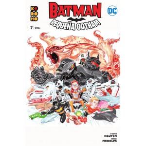 Batman: Pequeña Gotham nº 07