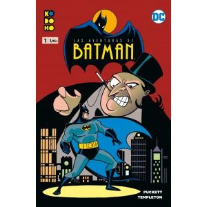 Las aventuras de Batman nº 01