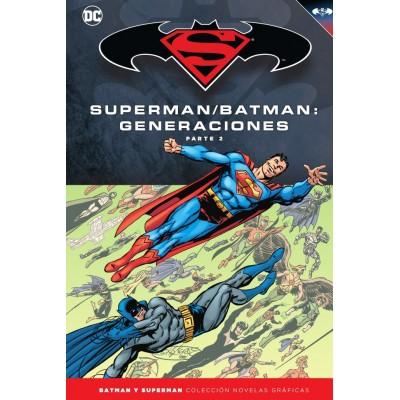Batman y Superman - Colección Novelas Gráficas nº 54: Batman/Superman: Generaciones (Parte 2)