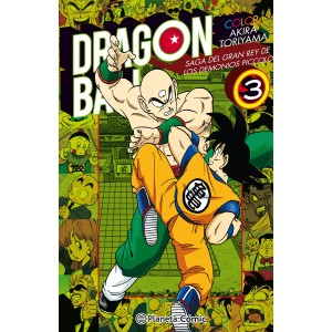 Dragon Ball Color Piccolo nº 03
