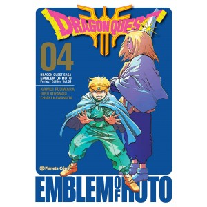 Dragon Quest: Emblem of Roto nº 04