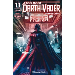 Star Wars Darth Vader: Lord oscuro nº 11