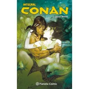 Conan de Brian Wood