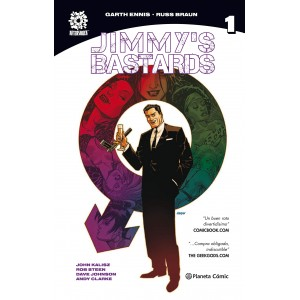 Jimmy's Bastards nº 01