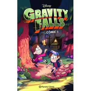 Gravity Falls nº 01