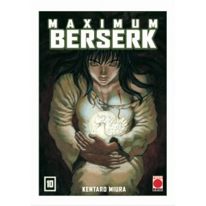 Berserk Maximum nº 10