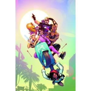 Héroes Marvel - Los Vengadores Costa Oeste nº 01
