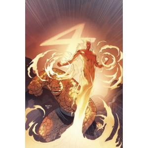 Héroes Marvel - Marvel 2 en uno: La Cosa y la Antorcha Humana nº 10
