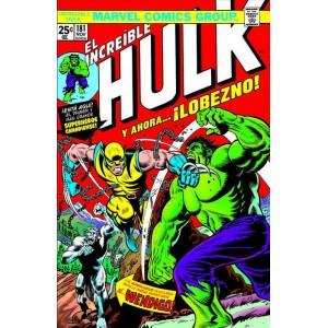 MArvel Facsímil nº 01: El increíble Hulk nº 181