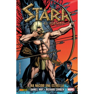 Héroes Marvel - Starr, el asesino
