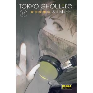 Tokyo Ghoul Re nº 14