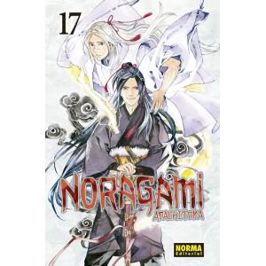 Noragami nº 17