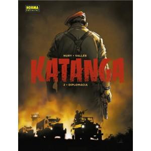 Katanga nº 02: Diplomacia