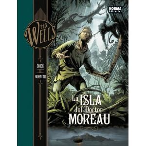 H.G. Wells: La isla del Doctor Moreau