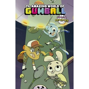 El Asombroso Mundo de Gumball nº 07: Especial deportes