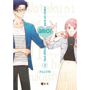 Qué difícil es el amor para un otaku nº 03