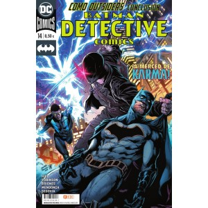 Batman: Detective Comics nº 14