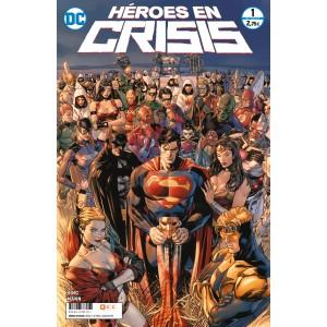 Héroes en crisis nº 01