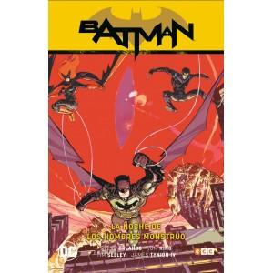 Batman: La noche de los hombres monstruo nº 02