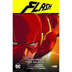 Flash: El relámpago cae dos veces