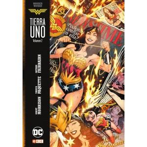 Wonder Woman: Tierra Uno nº 02