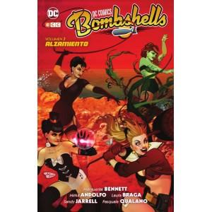 Bombshells nº 03: Aliadas