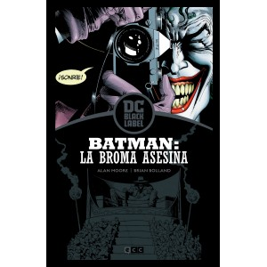 Batman: La broma asesina (DC Black Label)
