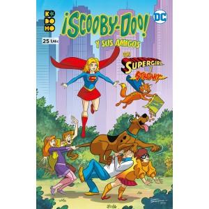 ¡Scooby-Doo! y sus amigos nº 25