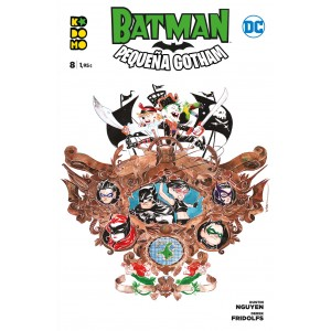 Batman: Pequeña Gotham nº 08