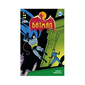 Las aventuras de Batman nº 02