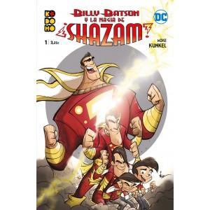 Billy Batson y la magia de Shazam nº 01