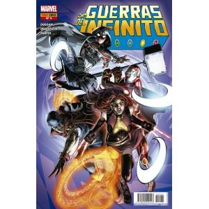Héroes Marvel - Guerras del Infinito nº 04