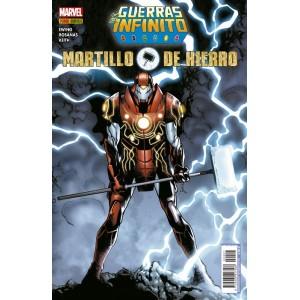 Héroes Marvel - Guerras del Infinito: Martillo de hierro