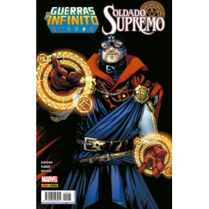 Héroes Marvel - Guerras del Infinito: Soldado supremo