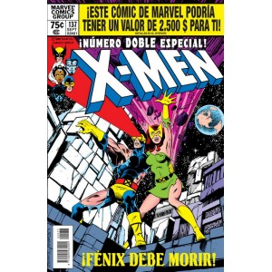 Marvel Facsímil nº 02: The X-Men nº 137