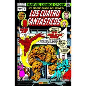 Marvel Gold. Los Cuatro Fantásticos nº 09