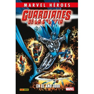 Marvel Héroes nº 93. Guardianes de la Galaxia nº 02