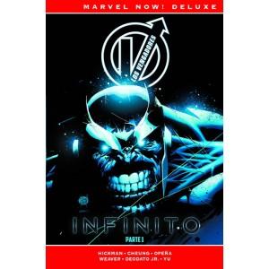 Marvel Now! Deluxe. Los Vengadores de Jonathan Hickman nº 03