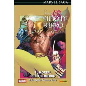 Marvel Saga nº 74. El inmortal Puño de Hierro nº 04