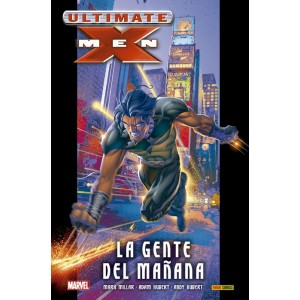 Ultimate Integral. Ultimate X-Men nº 01