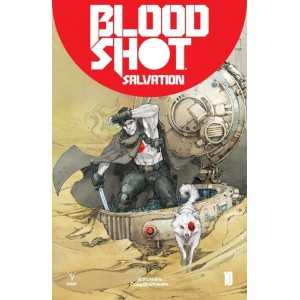 Bloodshot Salvation nº 10