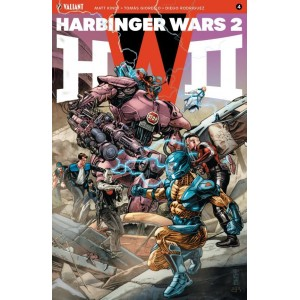 Harbinger Wars 2 nº 04