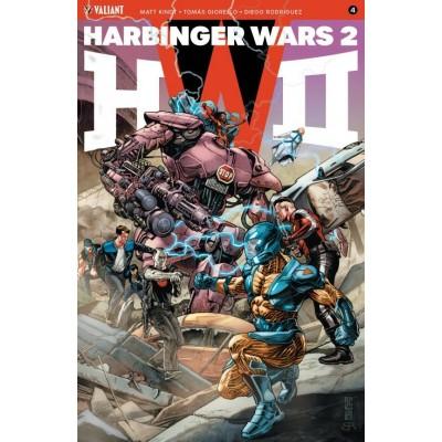 Harbinger Wars 2 nº 04
