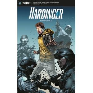Harbinger (Edición de lujo) nº 01
