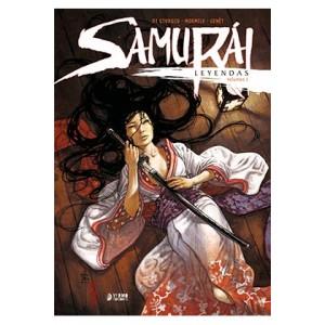 Samurái: Leyendas nº 01