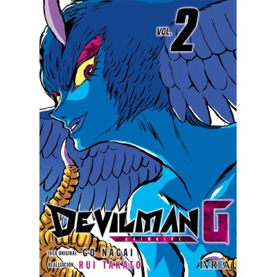 Devilman G nº 02