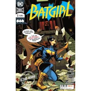 Batgirl nº 05