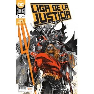 Liga de la Justicia nº 83/ 05