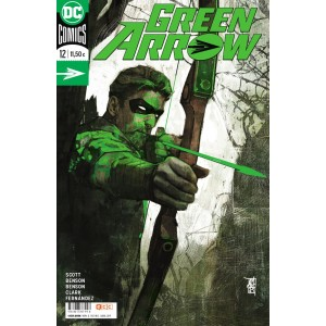 Green Arrow vol. 2, nº 12