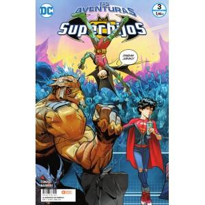 Las aventuras de los Superhijos nº 03